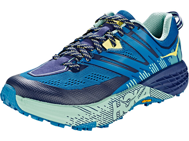 Hoka One One Speedgoat 3 Chaussures de trail Femme, seaport/medieval blue